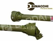 Transmission Binacchi