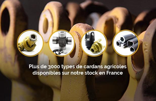 Cardan agricole